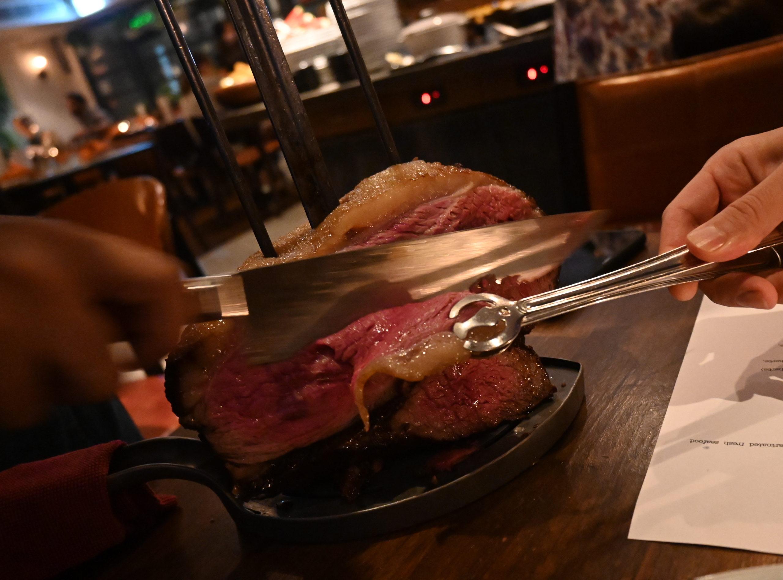 お肉食べたい欲が満たされに満たされた!シュラスコ店。@中環