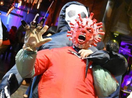 【2020年版】怖いもの見たさで突入してみた!香港ハロウィンのメッカ。