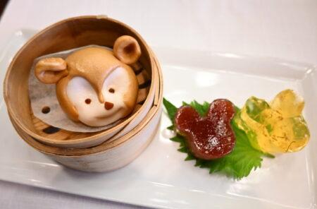 晶荷軒(クリスタル ロータス)の中華コースをおトクに!!堪能してきたお話。@香港ディズニーランドホテル